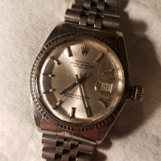 ロレックス(ROLEX)のロレックス  デイトジャスト 1601 腕時計 メンズ(腕時計(アナログ))