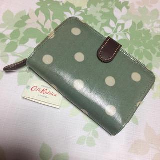 キャスキッドソン(Cath Kidston)のキャスキッドソン 折り財布(財布)