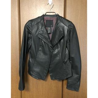 ダブルスタンダードクロージング(DOUBLE STANDARD CLOTHING)の新品 美品 ライダースジャケット(ライダースジャケット)