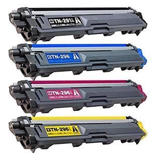 エースカラー ブラザー TN-291/296 4色セット(OA機器)