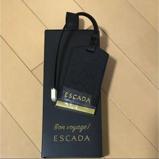 エスカーダ(ESCADA)のエスカーダ ラゲージタグ(旅行用品)
