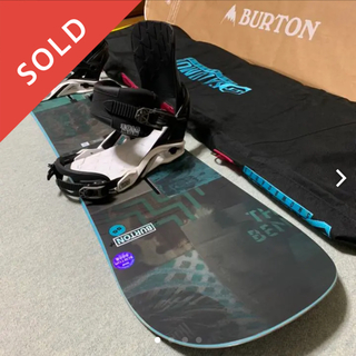 BURTON - 9万!メンズ3点セット★新品 美品★Burton サロモン
