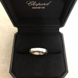 ショパール(Chopard)のショパール  ICE  CUBE  18Kホワイトゴールド  リング(リング(指輪))