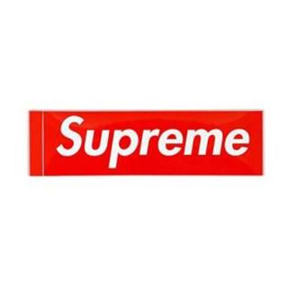 シュプリーム(Supreme)のsupreme ステッカー2枚 本日のみ(その他)