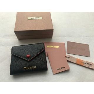 ミュウミュウ(miumiu)のMIUMIU財布(財布)