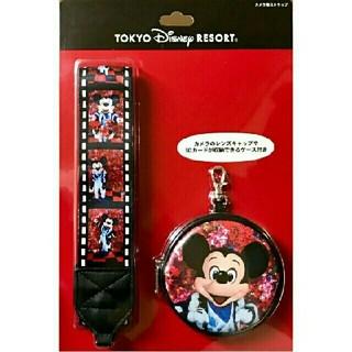Disney - イマジニング ザ マジック カメラストラップ 一眼レフ 蜷川実花 実写コラボ