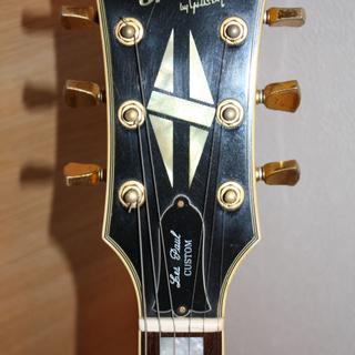 ギブソン(Gibson)のOrville by Gibson レスポールカスタムホワイト 92年製(エレキギター)