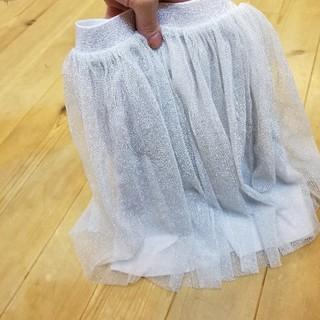 ジーユー(GU)の150チュールスカートGU(スカート)