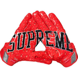シュプリーム(Supreme)のSupreme Nike Vapor Jet Football Gloves S(手袋)