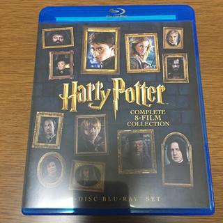 ハリー・ポッター 8-Film ブルーレイセット〈8枚組〉(外国映画)
