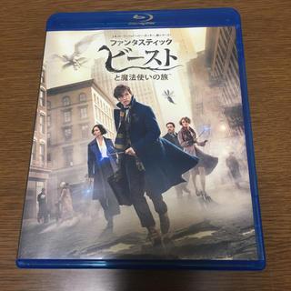 ファンタスティック・ビーストと魔法使いの旅 ブルーレイ&DVDセット(外国映画)