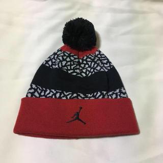 ナイキ(NIKE)の★新品★インポート jordan ニット帽(ニット帽/ビーニー)