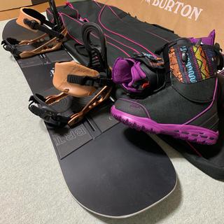 BURTON - 15万!レディース足回り一式セット★新品、美品★Burton、K2