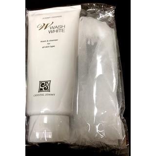 クリスタルジェミー(クリスタルジェミー)のジェミー チェンジ wウォッシュホワイト(洗顔料)