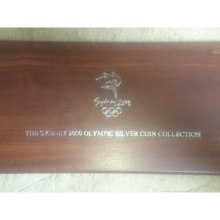 シドニーオリンピック公式記念銀貨16種セット(貨幣)