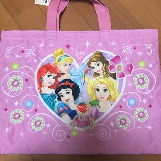 ディズニー(Disney)のディズニープリンセス 入園入学セット(新品)(通園バッグ)