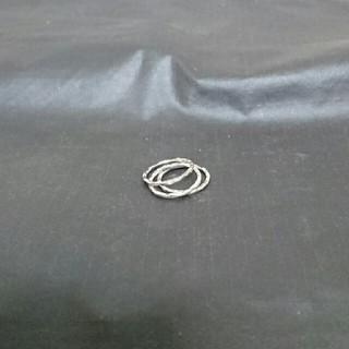 エッダ リング シルバー925 新品 送料無料(リング(指輪))