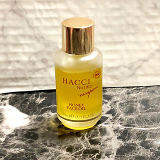 ハッチ(HACCI)のHACCI☆フェイスオイル☆エスケーピオンオイル(フェイスオイル / バーム)