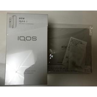 アイコス(IQOS)のアイコス3 ウォームホワイト(タバコグッズ)