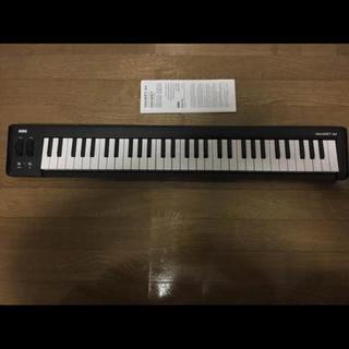 コルグ(KORG)のKORG  microkey air 61 送料込み(MIDIコントローラー)