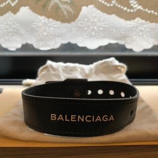 バレンシアガ(Balenciaga)のbalenciaga (バングル/リストバンド)