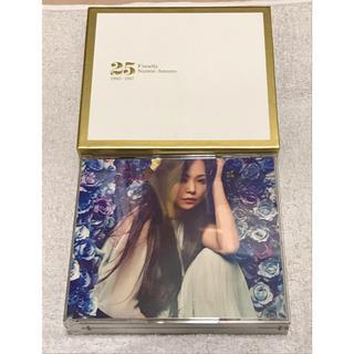 安室奈美恵25周年CD