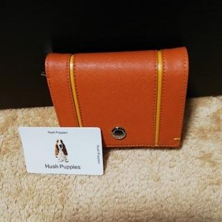ハッシュパピー(Hush Puppies)の新品☆ハッシュパピー牛革レザー財布(財布)