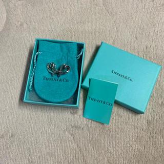 ティファニー(Tiffany & Co.)のティファニー オープンハート ピアス(ピアス)