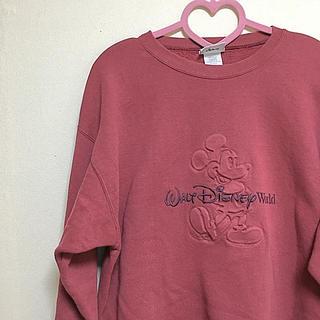 ディズニー(Disney)の♡ Disney World ミッキー トレーナー ♡(トレーナー/スウェット)