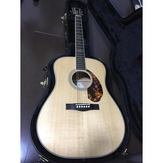 フェンダー(Fender)の[希少*美品]fender pm-1 limited(アコースティックギター)