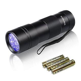 色ブラック Vansky紫外線 ブラックライト UVライトレジン用硬化ライト 目(その他)