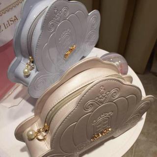 リズリサ(LIZ LISA)のリズリサ ノベルティー お姫様 馬車 モチーフ ショルダーバック 新品(ショルダーバッグ)