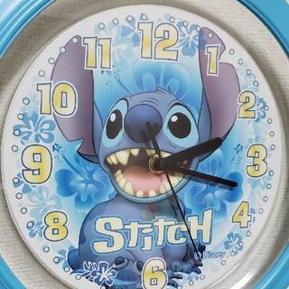 ディズニー(Disney)のスティッチ掛け時計(掛時計/柱時計)