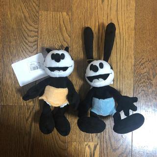 ディズニー(Disney)のDisney オズワルド ぬいぐるみセット(キャラクターグッズ)