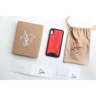 クリスチャンルブタン(Christian Louboutin)のアイフォーンX,XSケース l Louboutin iPhone X, XS(iPhoneケース)