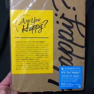アラシ(嵐)の嵐/Are You Happy? 初回Blu-ray(アイドルグッズ)