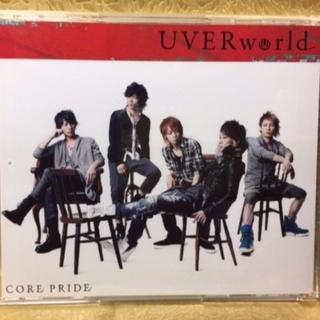 UVERworld CD「CORE PRIDE」(ポップス/ロック(邦楽))