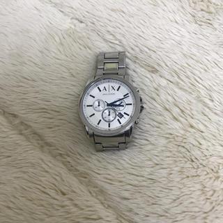 アルマーニエクスチェンジ(ARMANI EXCHANGE)のアルマーニエクスチェンジ  腕時計 クロノグラフ(腕時計(アナログ))