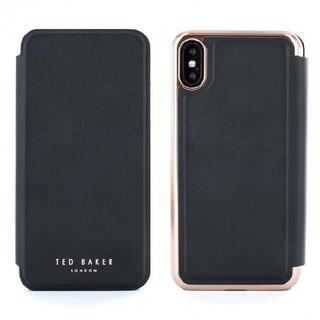テッドベイカー(TED BAKER)のmama様専用 iPhoneXS,X 手帳型ミラー付ケース TED BAKER(iPhoneケース)