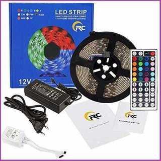 【切って使える♪】LEDテープライト RGB リモコン付き(その他)