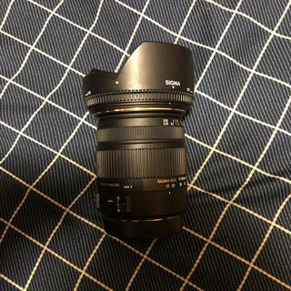 シグマ(SIGMA)のsigma 17-50mm f2.8 canon(レンズ(ズーム))