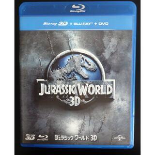 ユニバーサルエンターテインメント(UNIVERSAL ENTERTAINMENT)のジュラシック・ワールド3D ブルーレイ&DVDセット [Blu-ray](外国映画)