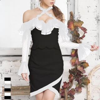 アン(an)のan セットアップ 新品 ドレス(ナイトドレス)