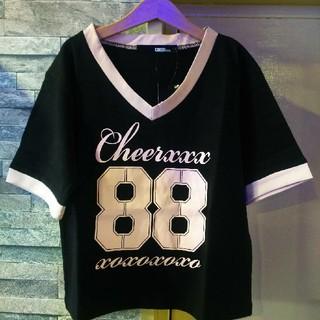 チアー(CHEER)のCHEER  半袖 Tシャツ L  150  160  S(Tシャツ(半袖/袖なし))