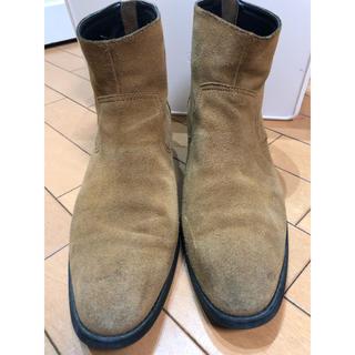 ジャックローズ(JACKROSE)のスウェード ブーツ(ブーツ)
