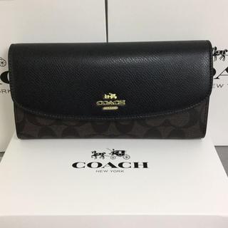 コーチ(COACH)の☆新品☆COACH◆財布◆【箱付き】送料無料(財布)