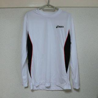 アシックス(asics)の長袖プラクティスシャツ サイズM サッカー(ウェア)