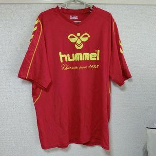 ヒュンメル(hummel)のヒュンメル プラクティスシャツ サイズO(ウェア)