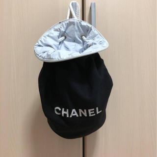 シャネル(CHANEL)の新品 CHANEL 巾着 ミニバック リュック(ショルダーバッグ)