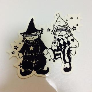 シュプリーム(Supreme)の新品supreme undercover ステッカー正規品 送料無料(その他)